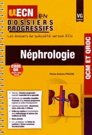 Néphrologie - vernazobres grego - 9782818312704