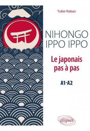 Nihongo ippo ippo - ellipses - 9782340033474