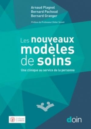 Nouveaux modèles de soins - doin - 9782704015825