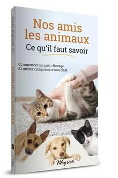 Nos amis les animaux tome 1-weyrich-9782874894657