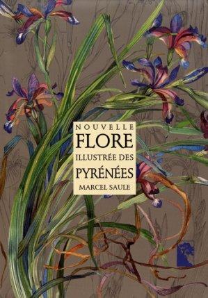 Nouvelle flore illustrée des Pyrénées-pin a crochets-9782911715532