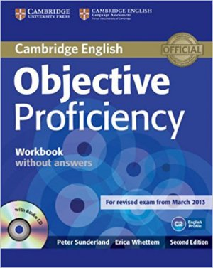 Objective Proficiency - Workbook without Answers with Audio CD - cambridge - 9781107621565