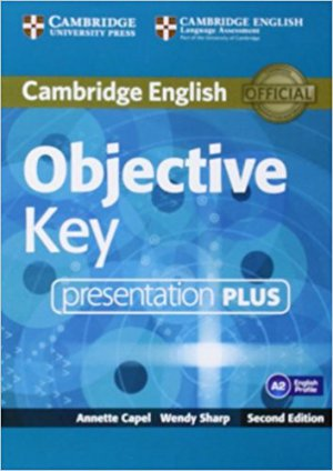 Objective Key - Presentation Plus DVD-ROM - cambridge - 9781107677760