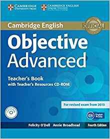 Objective Advanced - Teacher's Book with Teacher's Resources CD-ROM - cambridge - 9781107681453