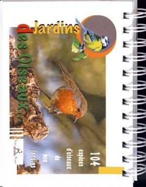 Oiseaux des jardins-kergoat-9782919359219