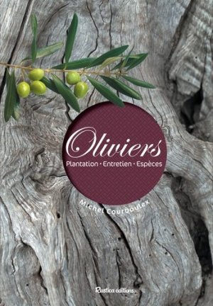 Oliviers - rustica - 9782815307970