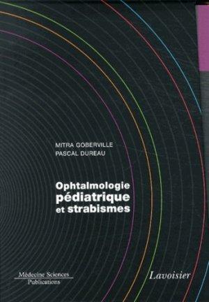 Ophtalmologie pédiatrique et strabismes-lavoisier msp-9782257205865