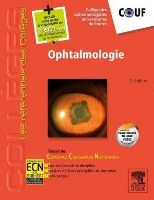 Ophtalmologie-elsevier / masson-9782294745553