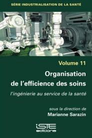 Organisation de l'efficience des soins - iste - 9781784055387