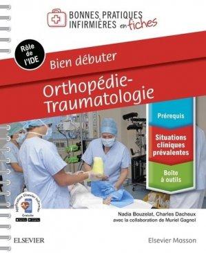 Orthopédie-traumatologie-elsevier / masson-9782294762369