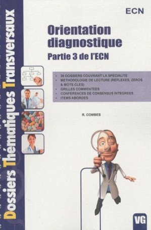 Orientation diagnostique-vernazobres grego-9782818302545