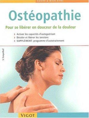 Ostéopathie - vigot - 9782711415762