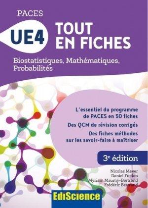 PACES UE4 Tout en fiches-ediscience-9782100777983