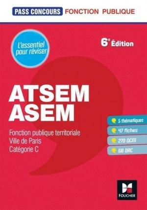 Pass'Concours ATSEM/ASEM-foucher-9782216154173