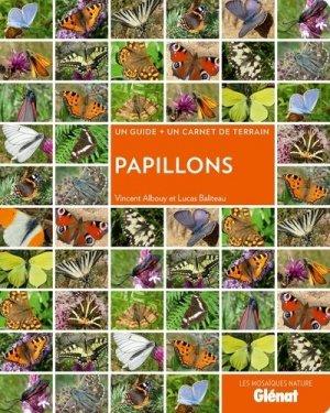 Papillons - glenat - 9782723494540
