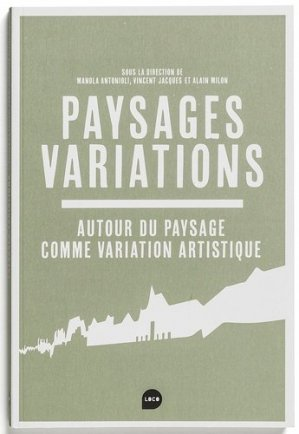 Paysages variations - loco - 9782919507337