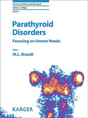 Parathyroid Disorders-karger -9783318064087
