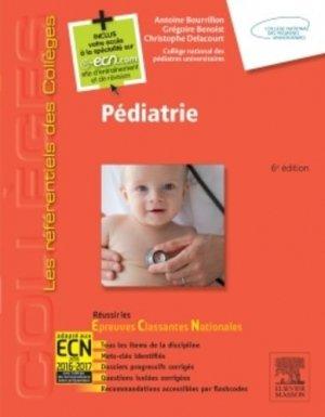 Pédiatrie-elsevier / masson-9782294736988