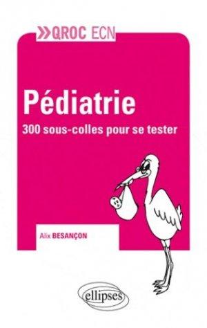 Pédiatrie - ellipses - 9782729873066