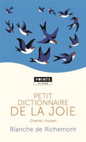 Petit dictionnaire de la joie : chanter l'instant-points-9782757873977