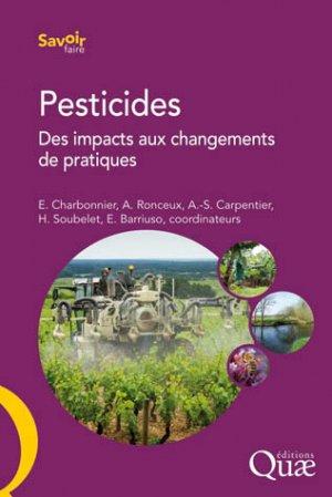 Pesticides-quae -9782759223435