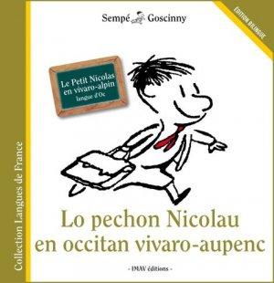 PETIT NICOLAS VIVARO ALPIN  - IMAV - 9782915732931