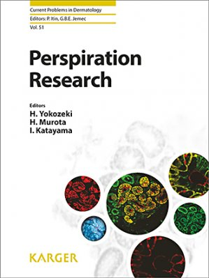 Perspiration Research-karger-9783318059045