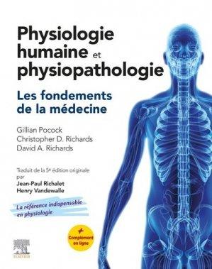 Physiologie humaine et physiopathologie-elsevier / masson-9782294758195