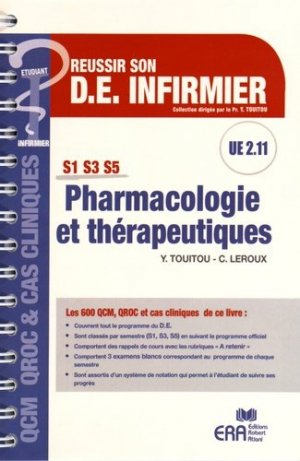 Pharmacologie et thérapeutiques - era grego - 9782371810662