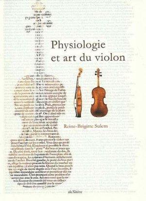 Physiologie et art du violon-alexitere-9782951380868
