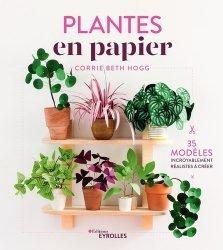 Plantes en papier-Eyrolles-9782212677720