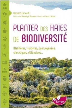 Planter des haies de biodiversité-de terran-9782359811193