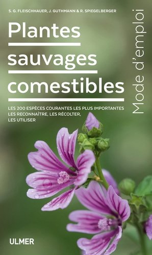 Plantes sauvages comestibles - Ulmer - 9782379220715