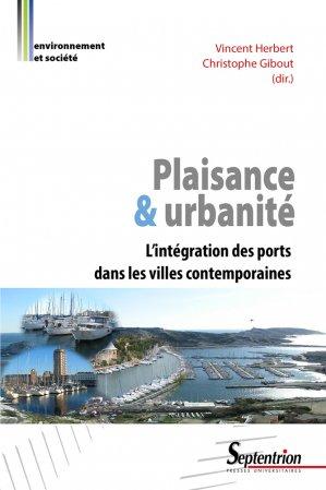 Plaisance et urbanité-presses universitaires du septentrion-9782757415924