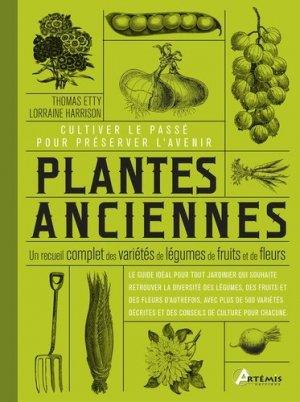 Plantes anciennes-artemis-9782816014143