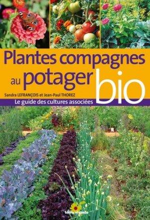 Plantes compagnes au potager bio-terre vivante-9782914717878