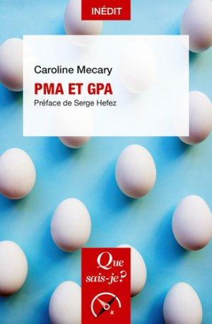 PMA et GPA - puf - 9782130817567