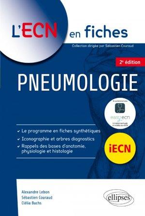 Pneumologie - ellipses - 9782340018150