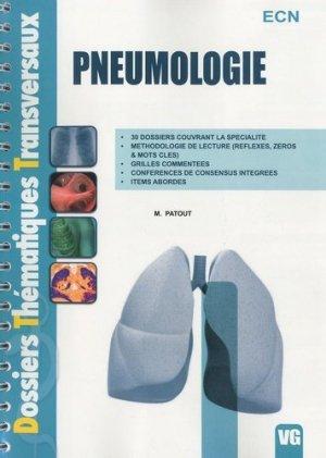 Pneumologie-vernazobres grego-9782818300329