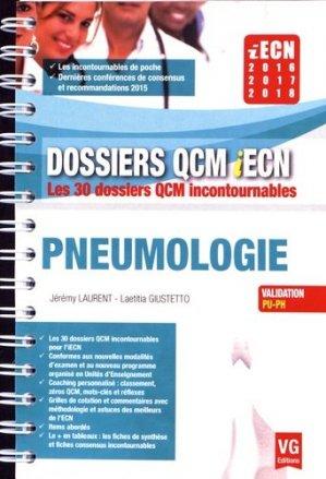 Pneumologie - vernazobres grego - 9782818315972