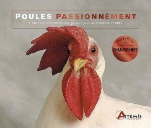 Poules passionnement - Artémis - 9782816014525