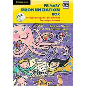 Primary Pronunciation Box, Pronunciation Games and Activities for Younger Learners - Book with Audio CD-cambridge-9780521545457