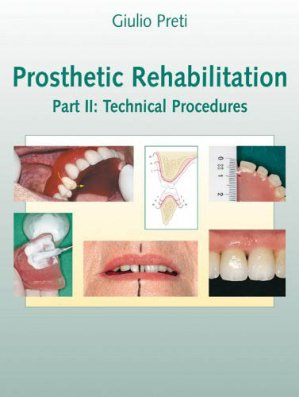 Prosthetic Rehabilitation. Part II: Technical Procedures-quintessence publishing-9781850971986