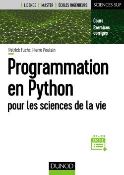 Programmation en Python pour les sciences de la vie-dunod-9782100796021