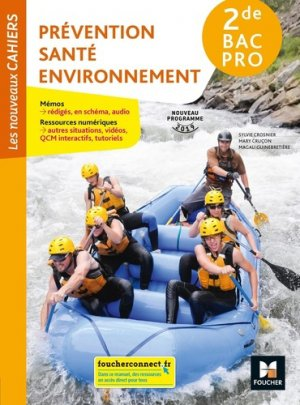 Prévention Santé Environnement - foucher - 9782216153855