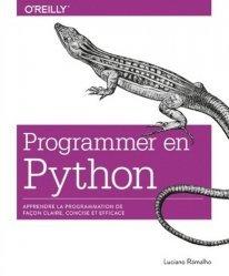 Programmer avec Python-first-9782412045145
