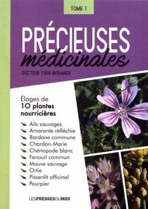 Précieuses médicinales - les presses du midi  - 9782812710421