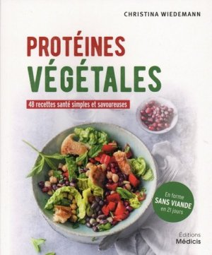 Protéines végétales-médicis-9782853276801