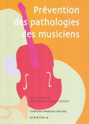 Prévention des pathologies des musiciens-alexitere-9782952761642