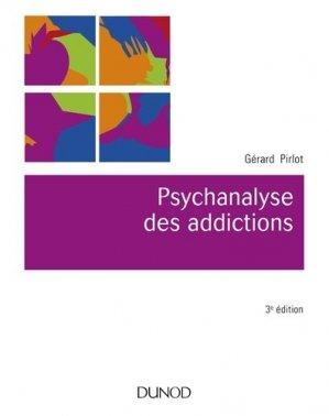 Psychanalyse des addictions-dunod-9782100783229